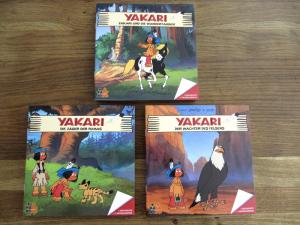 Yakari maxis