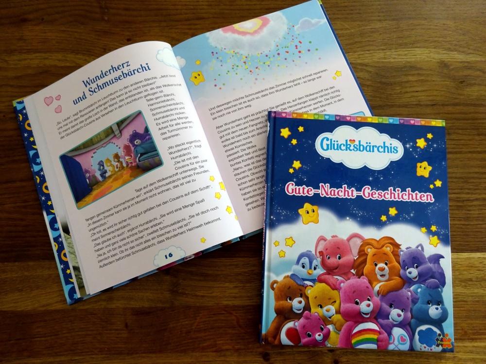 Glücksbärchi Buch