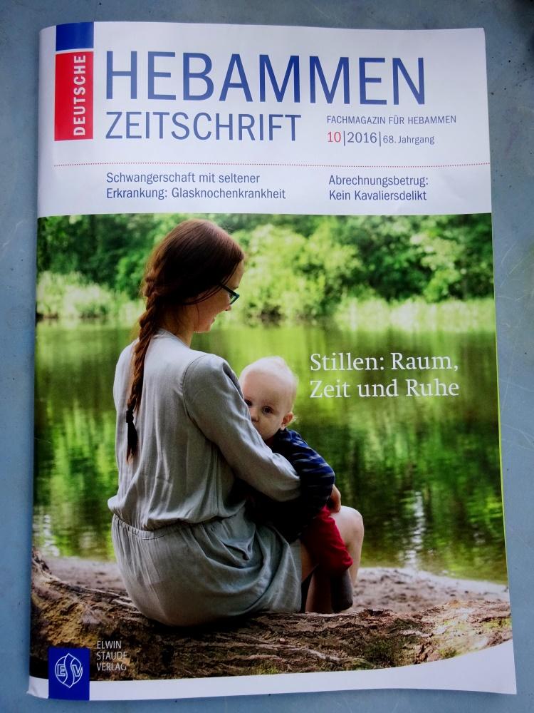 hebammenzeitschrift-cover