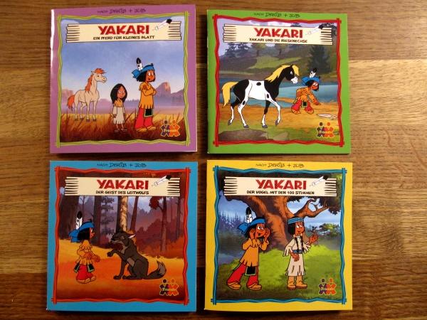 Yakari Set