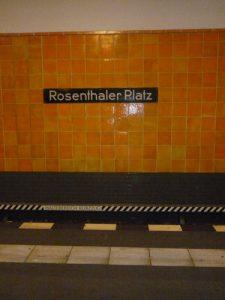 u-bahn-rosenthaler-platz