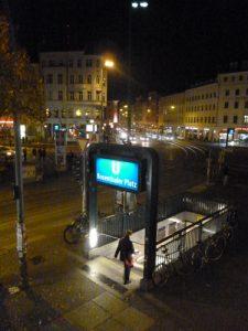 Direkter Blick auf St. Oberholz vom Hotel aus