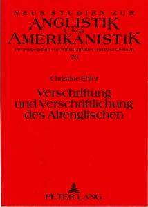Veröffentlichte Doktorarbeit im Peter Lang Verlag