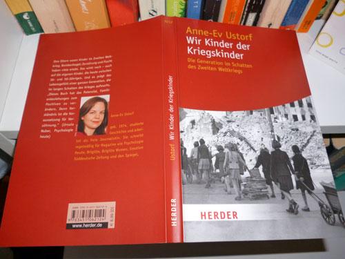 Anne Ev Ustorf im Herder Verlag: Wir Kinder der Kriegskinder