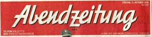 abendzeitung-header