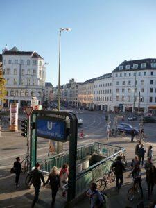 U Rosenthaler Platz