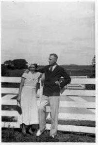 Elisabeth Duve mit Otto