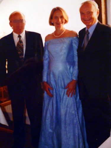 Hochzeitskleid aus Papier