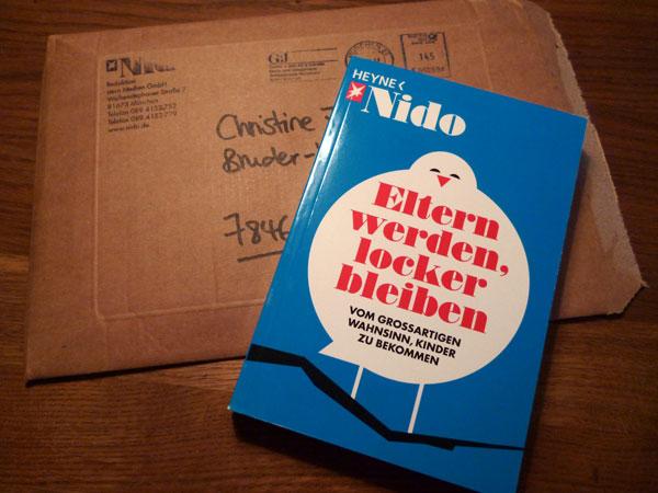 Nido-Buch im Posteingang