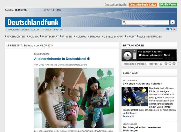 Screen-Deutschlandfunk