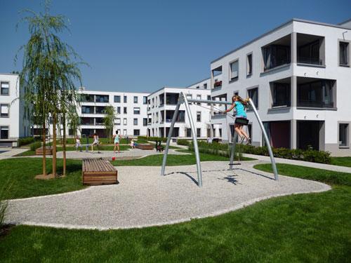 Sozialer Wohnungsbau, Konstanz