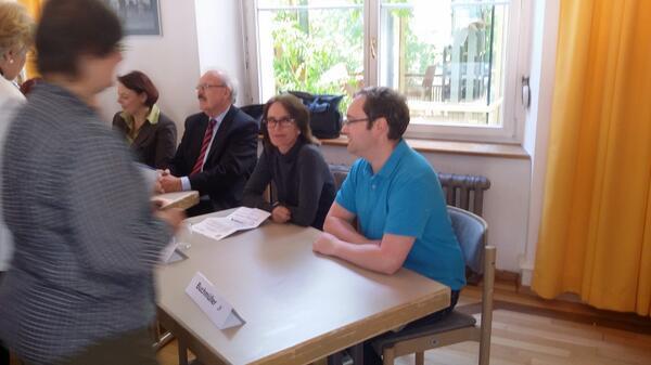 Podiumsdiskussion beim Seniorenrat Konstanz