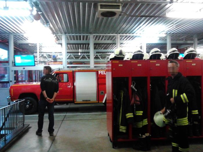 Informationsabend bei der Feuerwehr