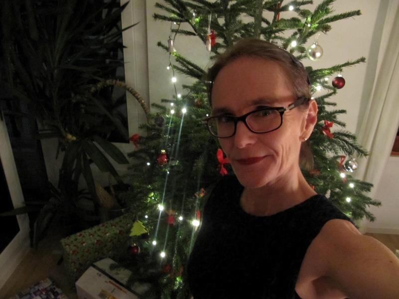 Weihnachtsselfie 2014
