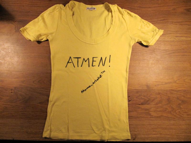 fanshop shirt Atmen