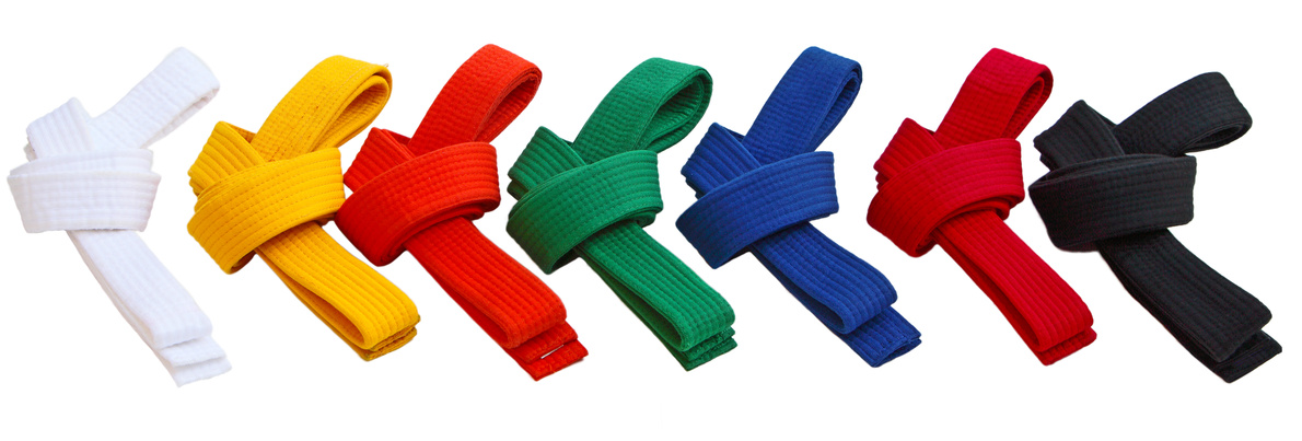 Tae Kwon Do Belts © Le Do - Fotolia