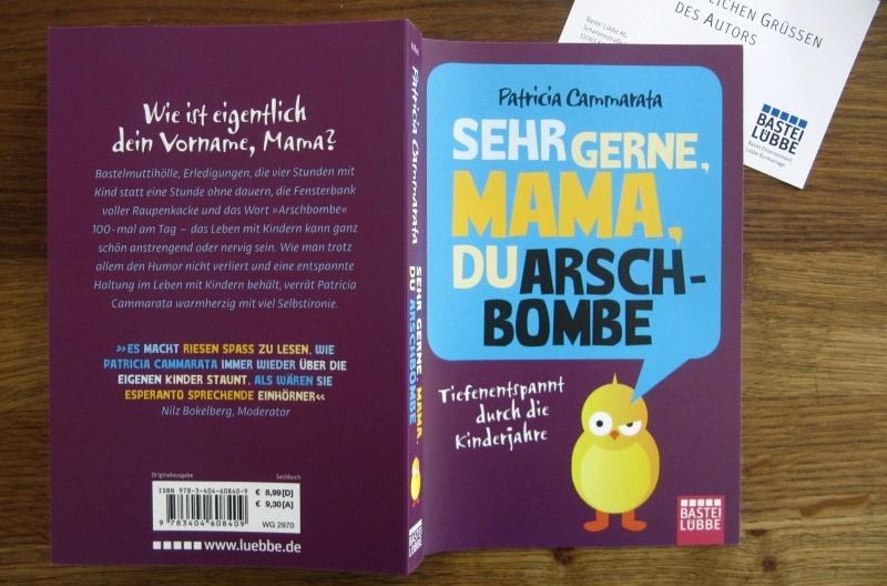 Buch Patricia Cammarata