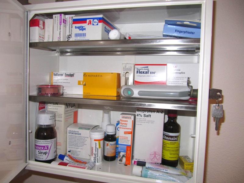 Medizinschrank