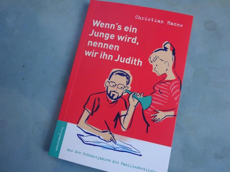 Christian Hanne Buch