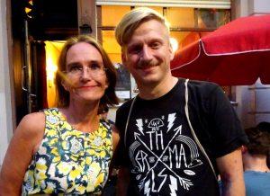 Christine mit Jochen König