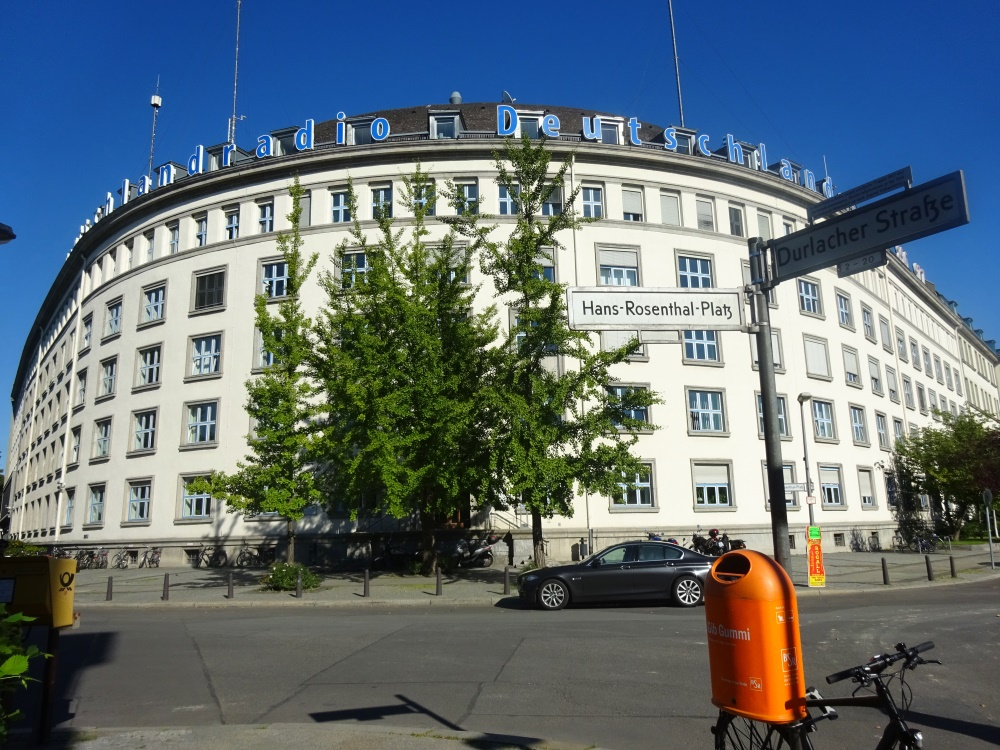 Funkhaus am Hans-Rosenthal-Platz