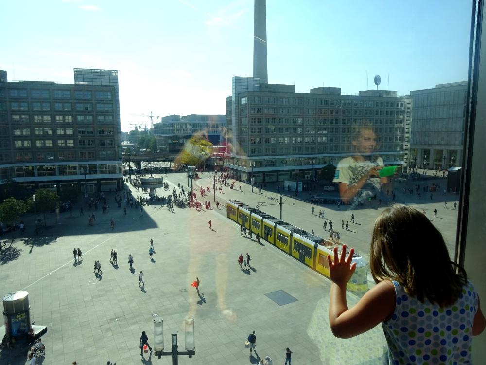 Berlinreise mit Kindern, Alexanderplatz