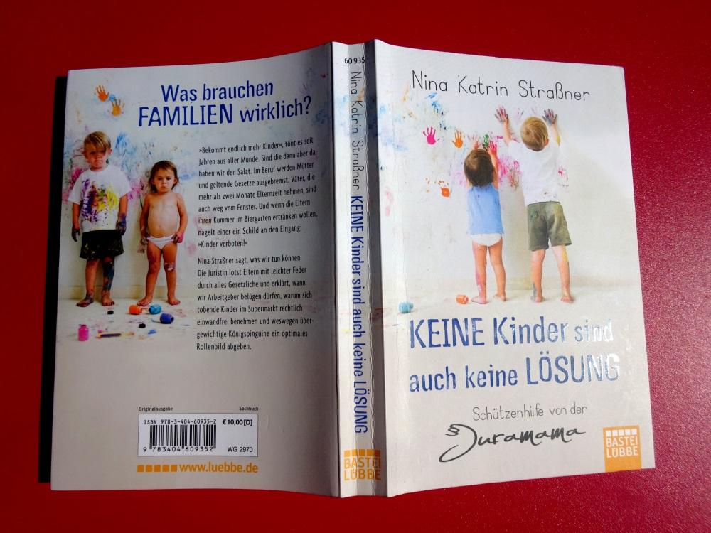 Buch Nina Straßner