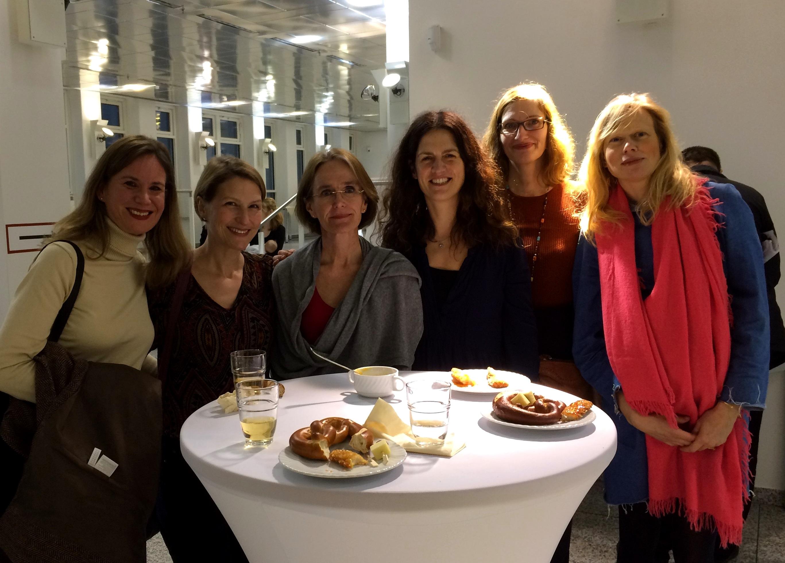 Bloggerinnen bei Friedrich-Ebert Stiftung