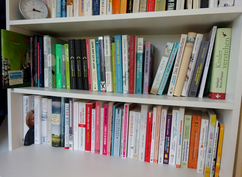 Bücherschrank Autorenfreunde