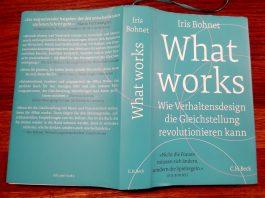 What works Iris Bohnet