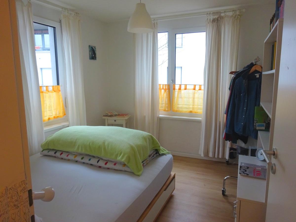 Mama hat kein eigenes Zimmer mehr: Wohnraummangel