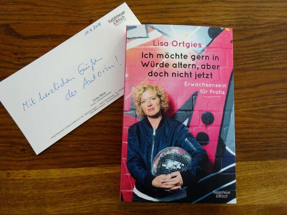 Lisa Ortgies Buch
