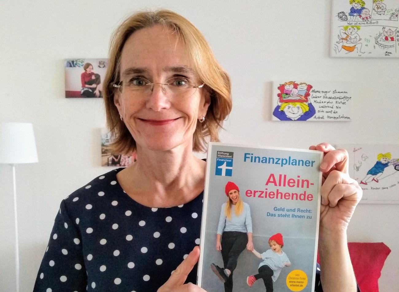 Finanzplaner Alleinerziehende Christine Finke