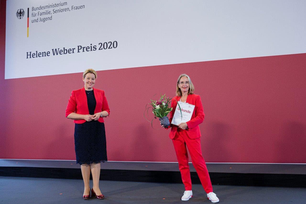 Helene Weber Preis 2020